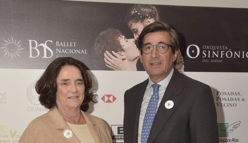 Rosario  Amela, Carlos Bercianos.