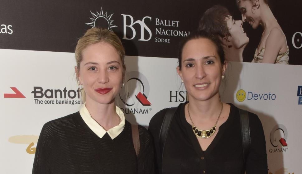 Valentina Bottino, María Elena Vilar.