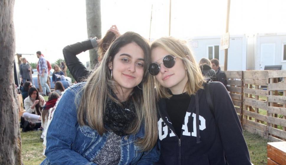 Camila Bulla, Valentina Alegre.