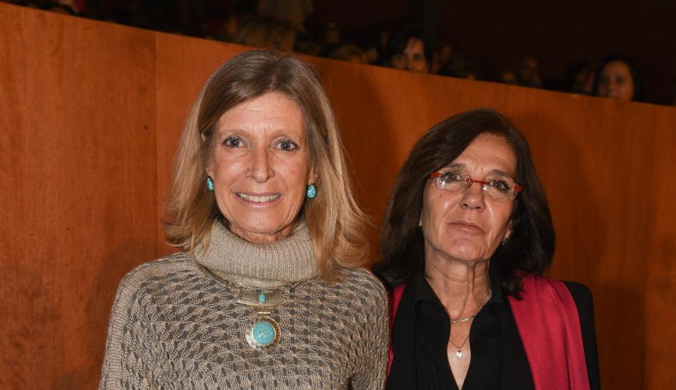 Cristina Giuria, Cecilia Torrendell.