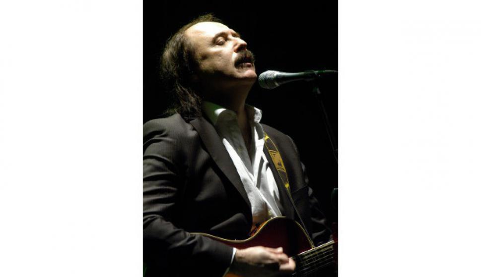 Jaime Roos. Foto Archivo El País