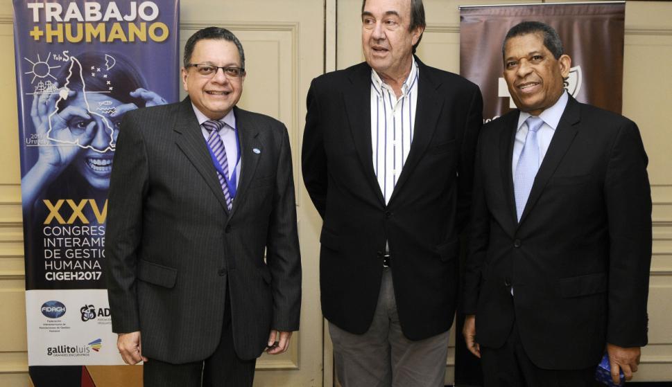 Iván Arenas, Fernando Parrado, Eladio Uribe.