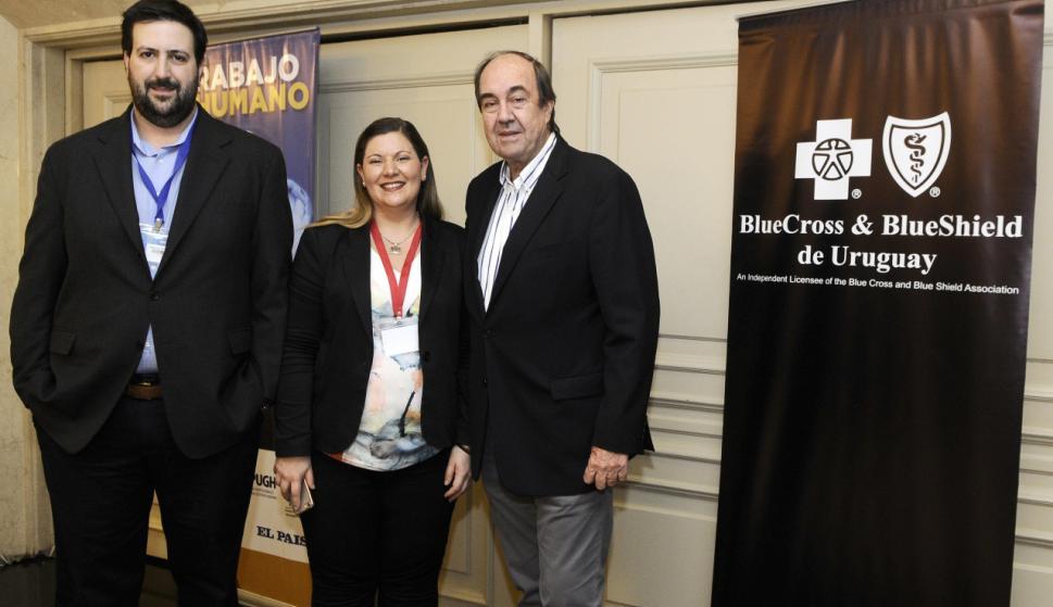Sebastian Torterolo, Carla Salvadori, Fernando Parrado.