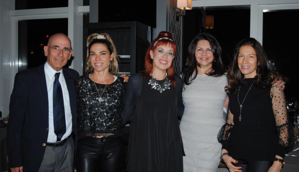 Eduardo Campiglia, Lara Campiglia, Jezabel Franzini, Carmen Álvarez, Cristina Monzón.