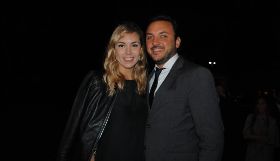 Maie Salas Bort, Luciano Acosta.