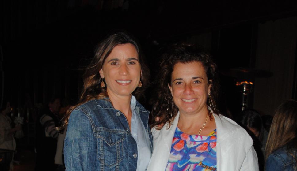 Ximena Arcos Pérez, Carina Martínez.
