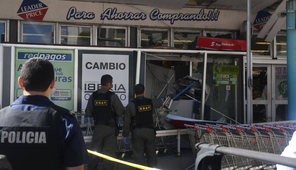 Uruguay investiga con otros pa ses por banda del gas for Ultimas noticias del ministerio del interior