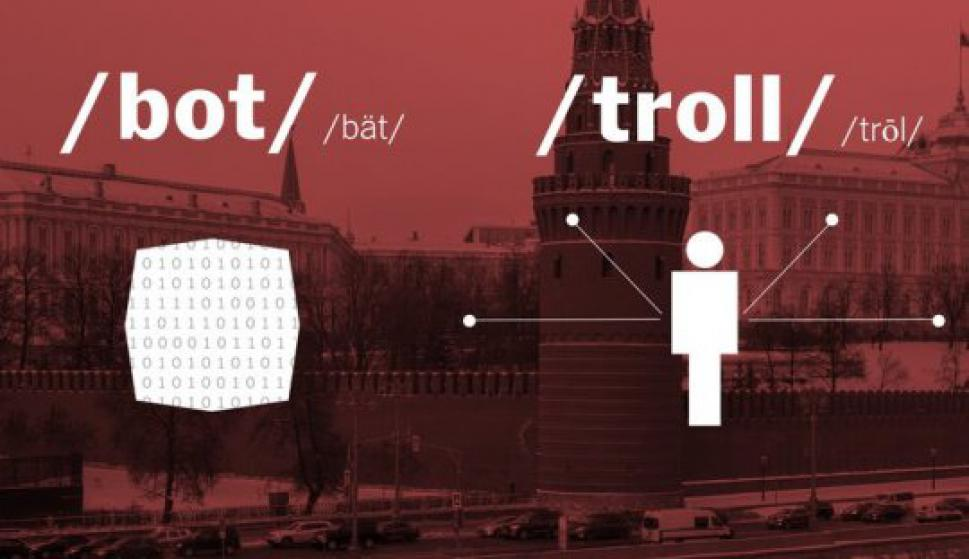 Cómo los bots y trolls rusos invaden nuestras vidas, y nuestras elecciones