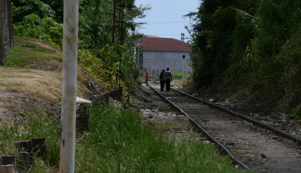 El tren podrá circular a 80 km por hora. Foto: Darwin Borrelli