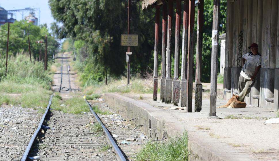 En noviembre de 2018 deberá comenzar la obra ferroviaria, que debe estar terminada para para febrero de 2020. Foto: D. Borrelli