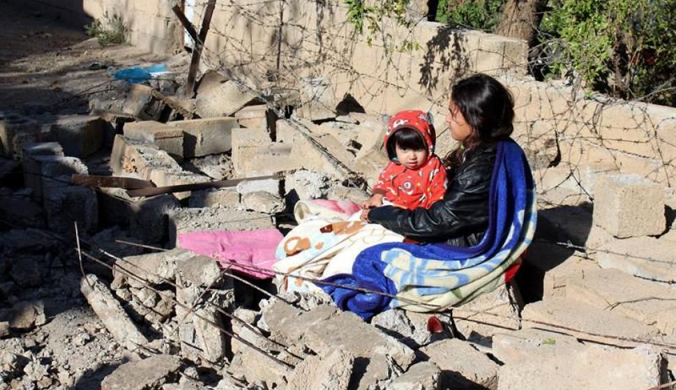 También hay más de 4.000 heridos. Foto: EFE