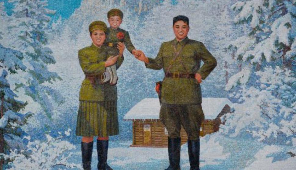 Corea del Norte.