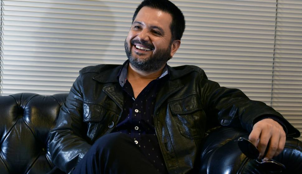Jorge Rojas. Foto: Fernando Ponzetto