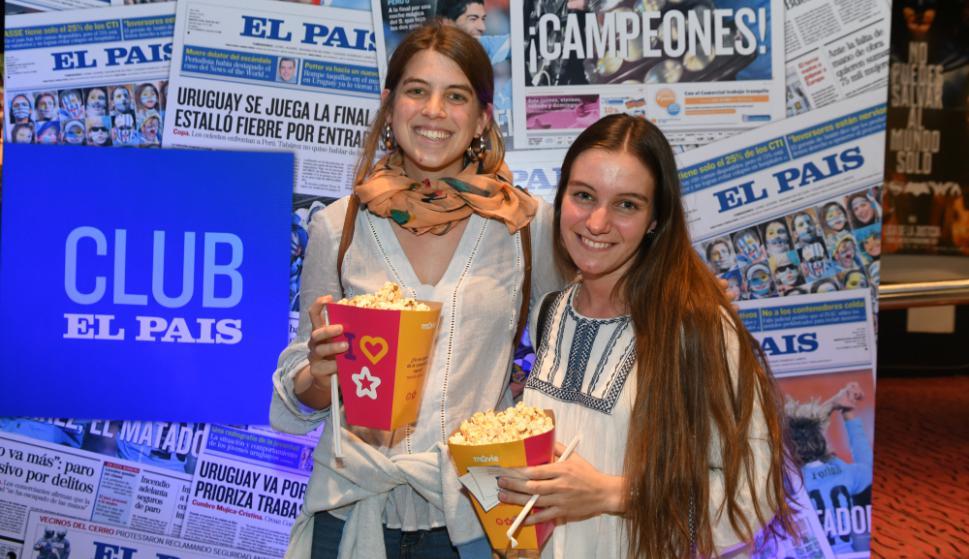 Inés Ham y Cecilia González. Foto: Darwin Borrelli