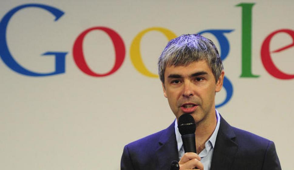 Larry Page, cofundador de Google, se mantiene dentro de la compañía de tecnología hasta la fecha. Ahora es CEO de Alphabet, una empresa de la familia. (Foto: EFE)