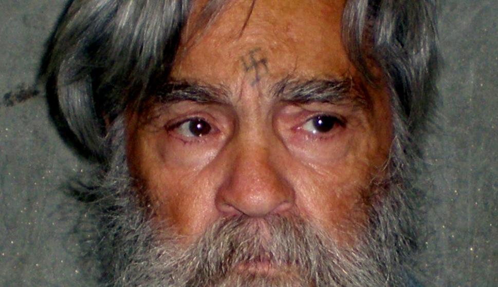 Charles Manson. Foto: Reuters