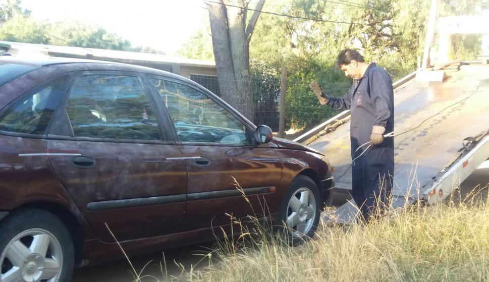 El vehículo del detenido será sometido a varias pericias. Foto: El País