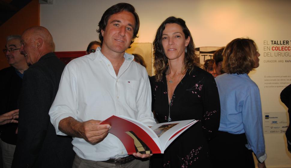 Javier Mosca, Vivian Honigsberg.