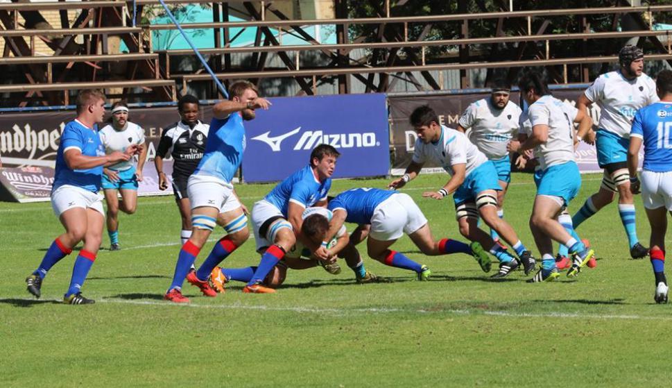 Los Teros vs. Namibia. Foto: Uwe's Photo Moments