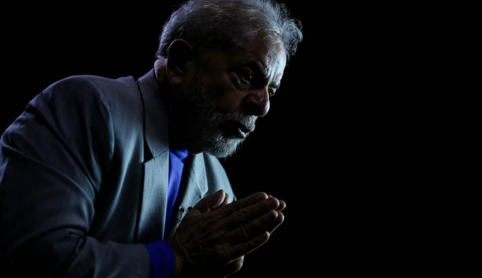 Lula Da Silva. Foto: EFE