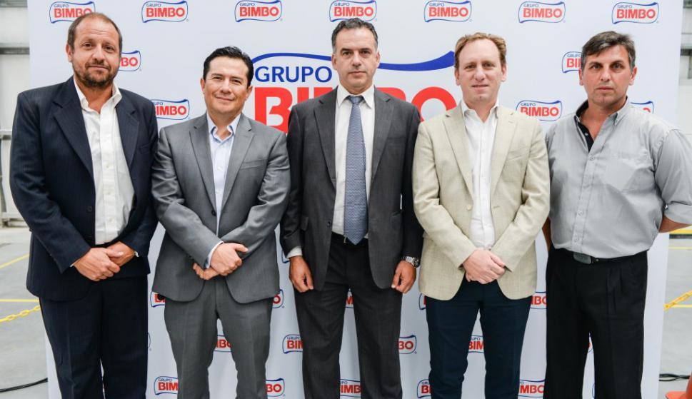 José Guisande, Rafael López, Yamandú Orsi, Ignacio Pugliese, Ruben Moreno.