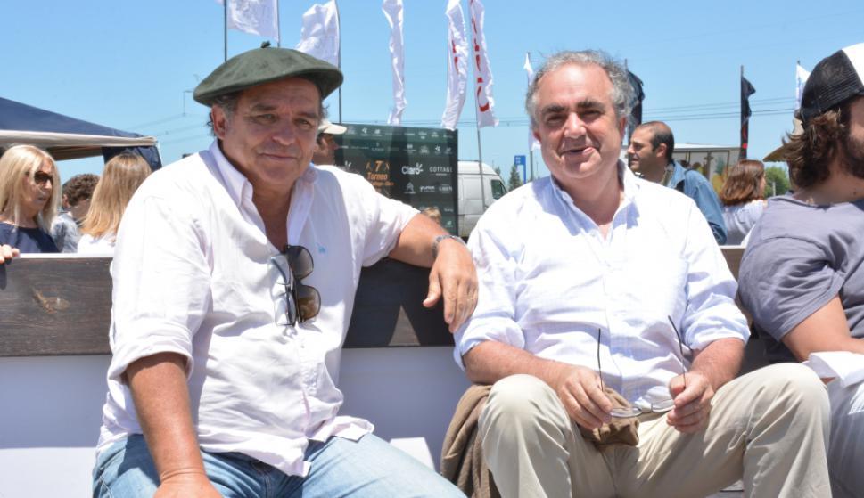 Francisco y Julio Arocena.