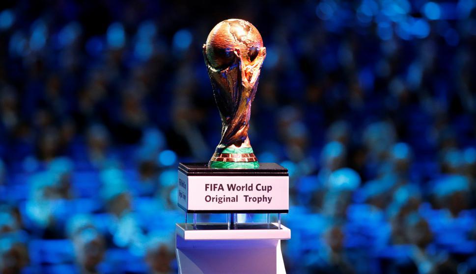 Copa del Mundo. Foto: Reuters