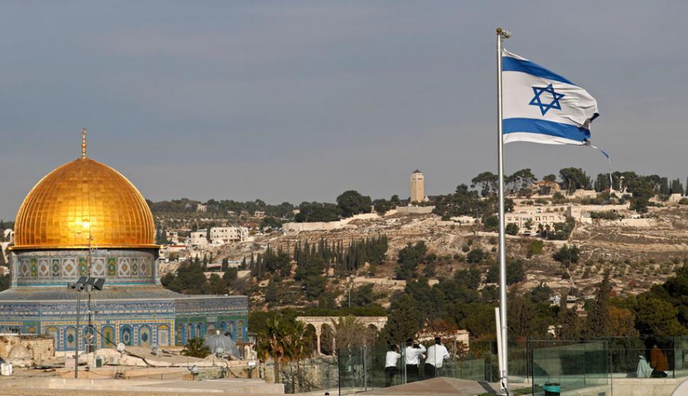 La histórica ciudad es disputada por judíos y palestinos como capital de sus estados, Foto: AFP