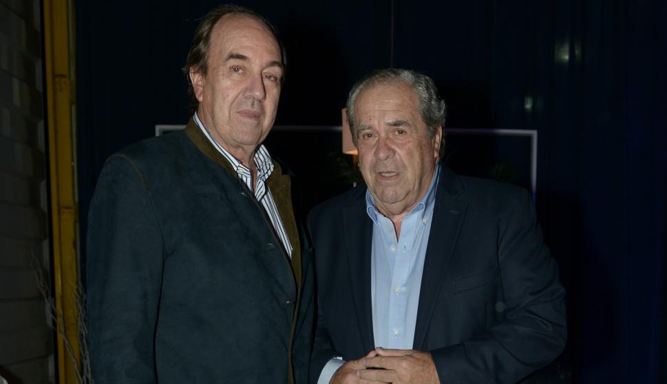 Fernando Parrado, Jorge Alfaro.