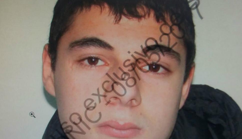 """Christian Pastorino, alias """"Kiki"""", es sospechoso por el crimen de Tres Ombúes. Foto: Unicom."""
