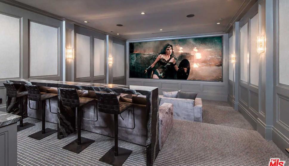 La mansión de LeBron James