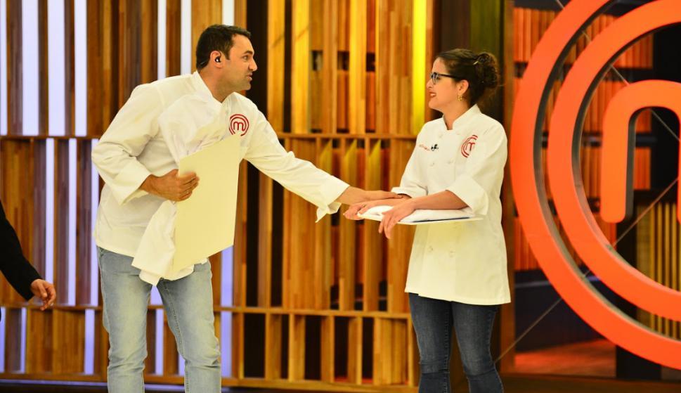 María Gracia Sosa, ganadora del MastefChef. Foto: Gerardo Pérez