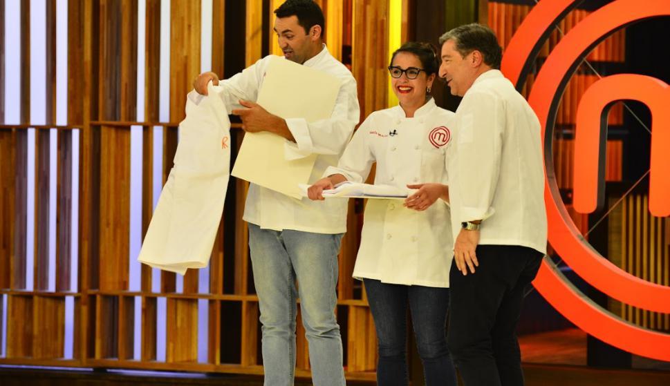 María Gracia Sosa, ganadora del MasterChef. Foto: Gerardo Pérez