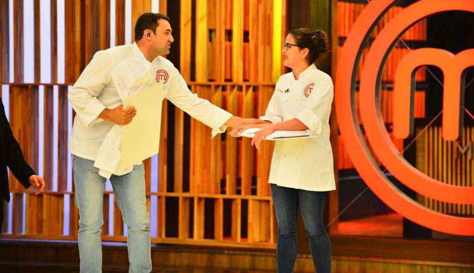 María Gracia Sosa es la nueva ganadora de MasterChef Uruguay. Foto: Gerardo Pérez