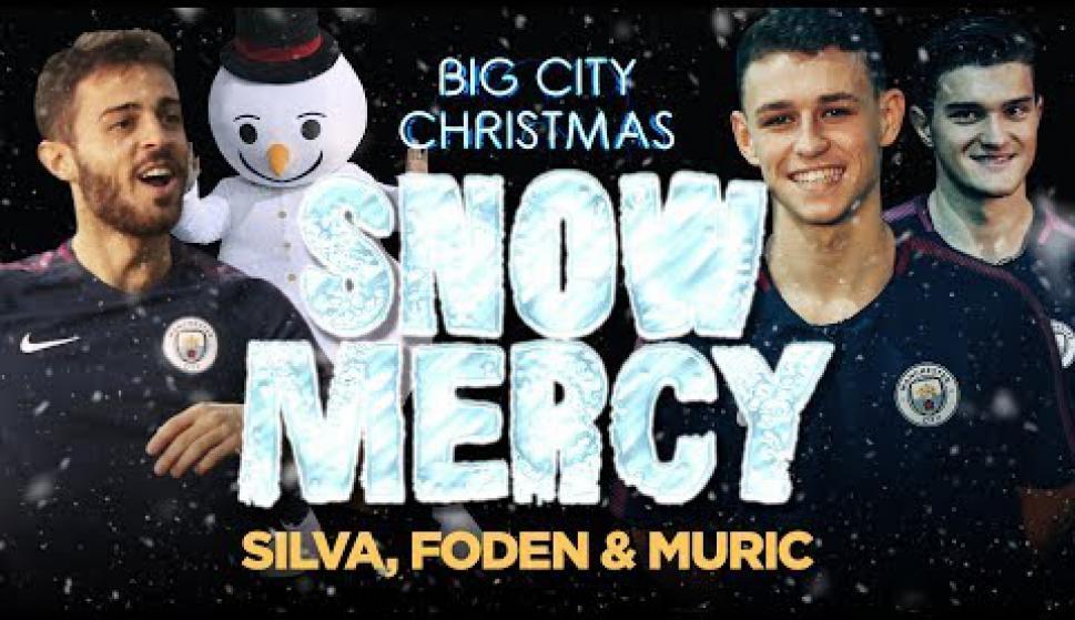 Navidad en el Manchester City