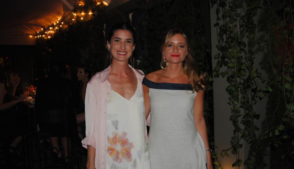 Renata Basso, Virginia Cazet.