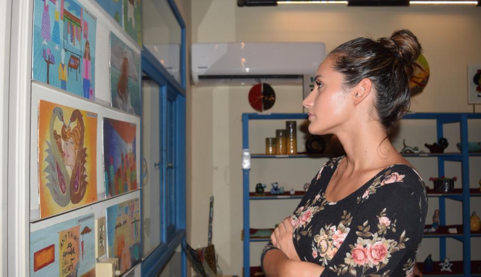 Stefanía González.