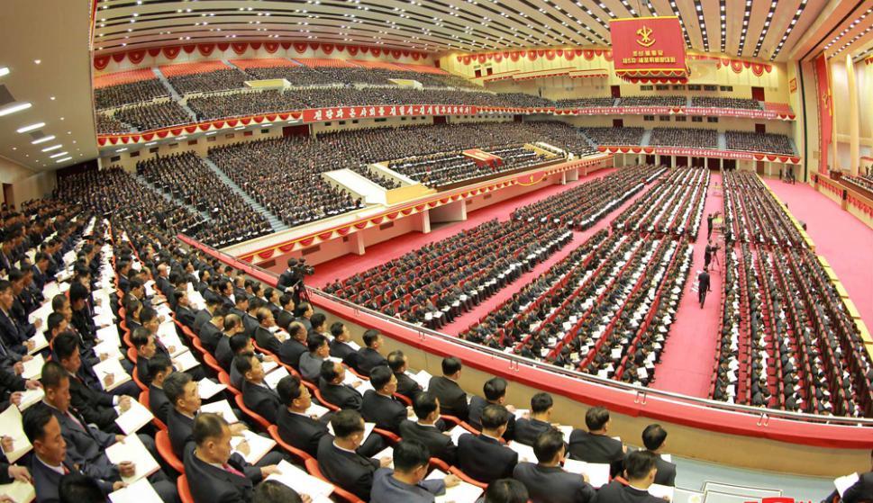 El Partido de los Trabajadores norcoreano delibera. Foto: Reuters