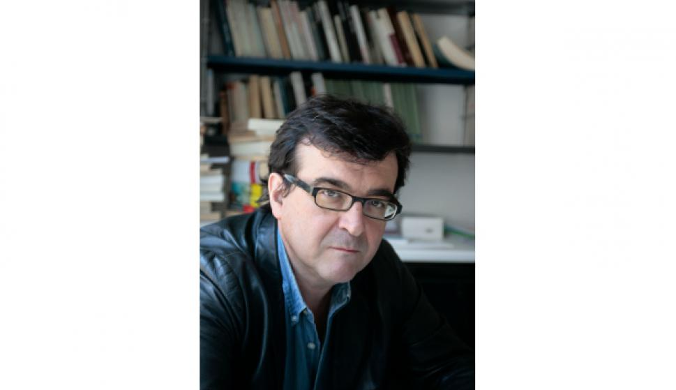 Javier Cercas. Foto Marta Calvo.