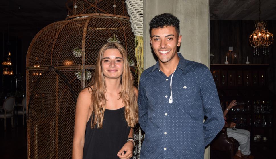 Martina Trucco, Juan Pereira.