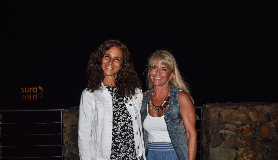 Paula Wisosky, Ana Petruccelli.