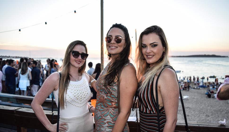 Priscilla Abdalla, Ludmilla Rahbani, Tamyres Abdalla.
