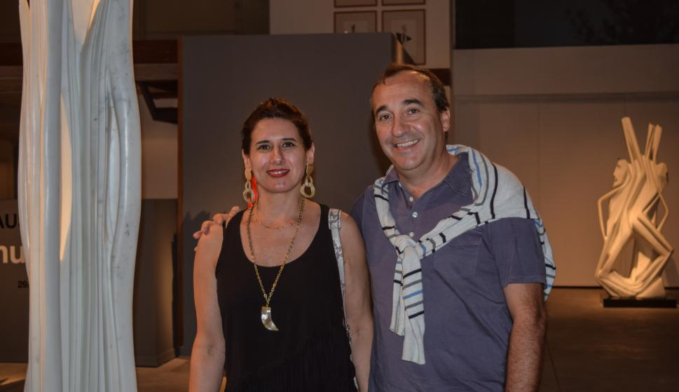 Virginia Mirra, Luis Cocozzella.
