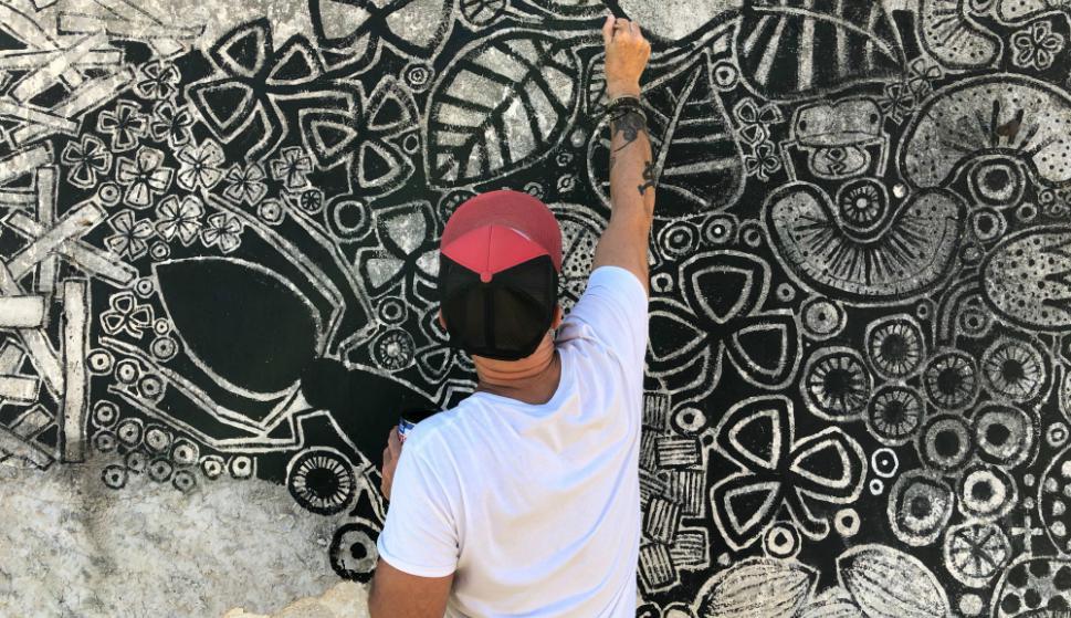 comunidad artística Campo