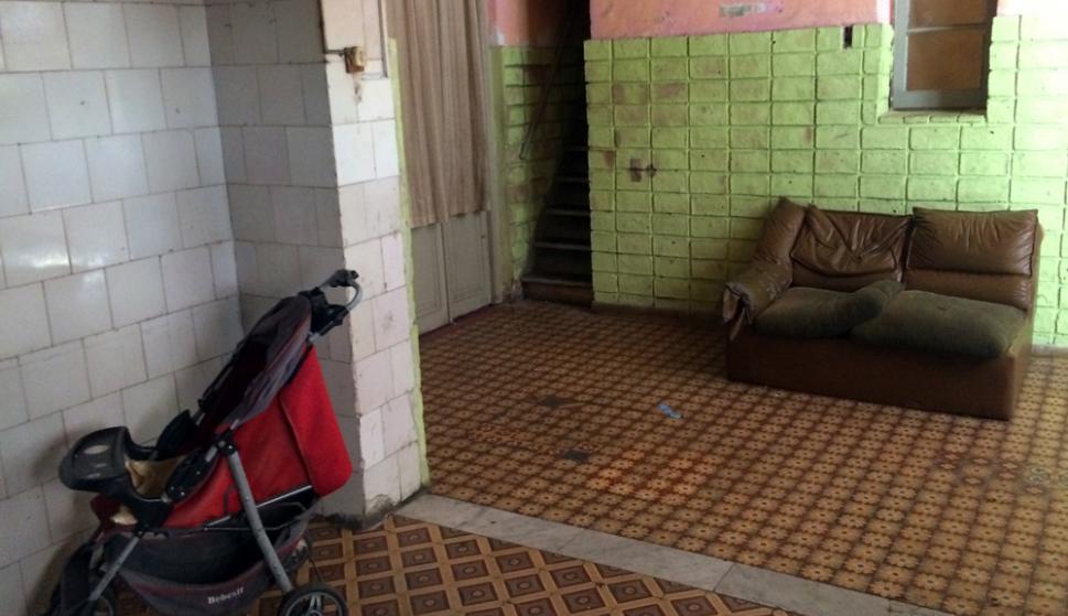 En las pensiones de los barrios Cordón Norte y Aguada se cobra $ 400 por día. Foto: Fernando Ponzetto