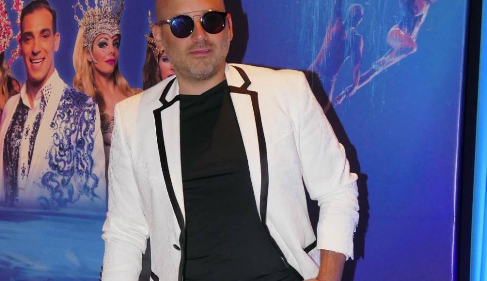 El director teatral José María Muscari. Foto: Ricardo Figueredo