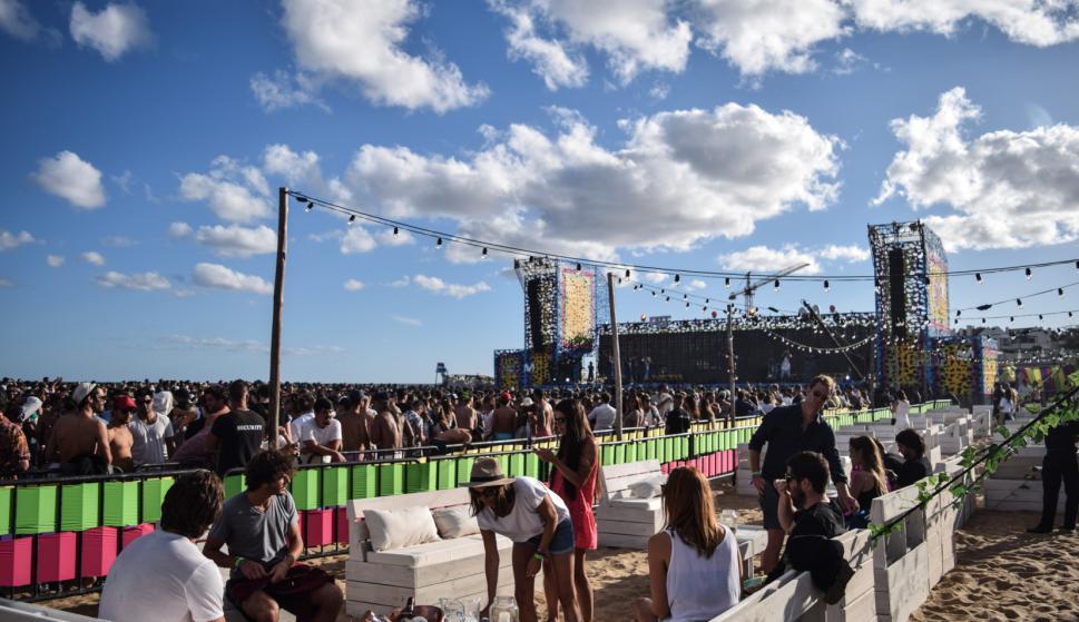 La Playa Montoya fue el escenario del evento.