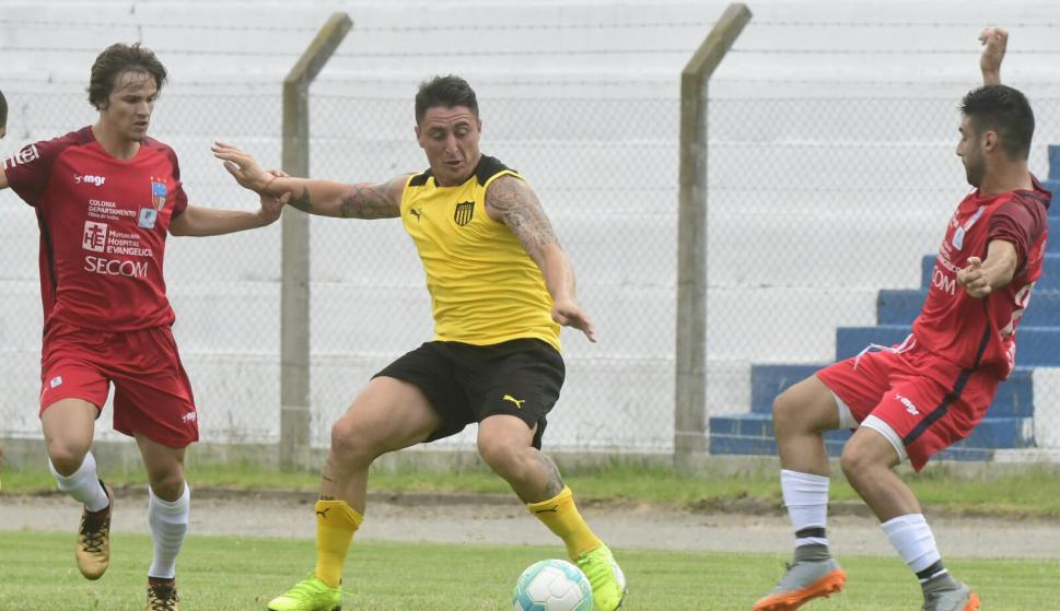 Peñarol. Foto: Marcelo Bonjour.
