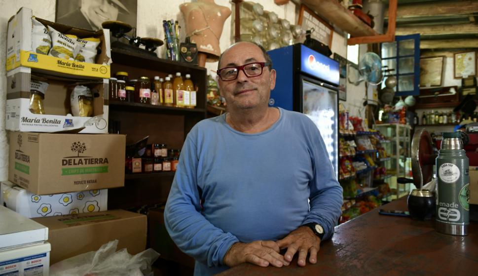 El almacén de Lujambio es reconocido como uno de los cuatro puntos cardinales para guiar a los visitantes. Foto: F. Ponzetto