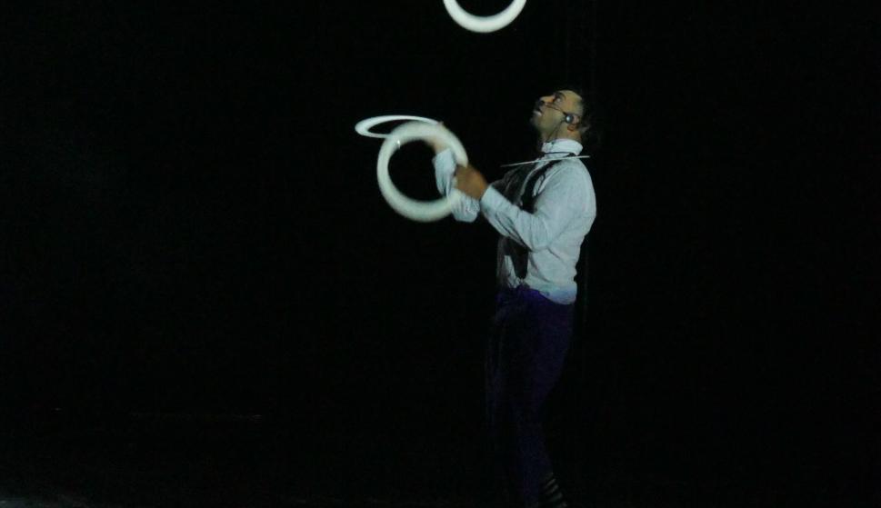 Hace un año que el circo está en Uruguay. Llegó la temporada pasada a Maldonado. Foto: R. Figueredo